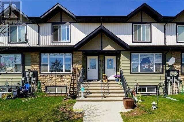 Townhouse for sale at 4828 43 St Sylvan Lake Alberta - MLS: ca0188767