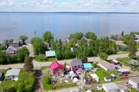 Home for sale at 4828 53 St Rural Lac Ste. Anne County Alberta - MLS: E4161705