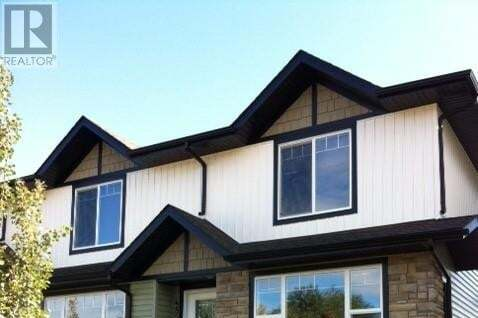 Townhouse for sale at 4829 44 St Sylvan Lake Alberta - MLS: CA0191743