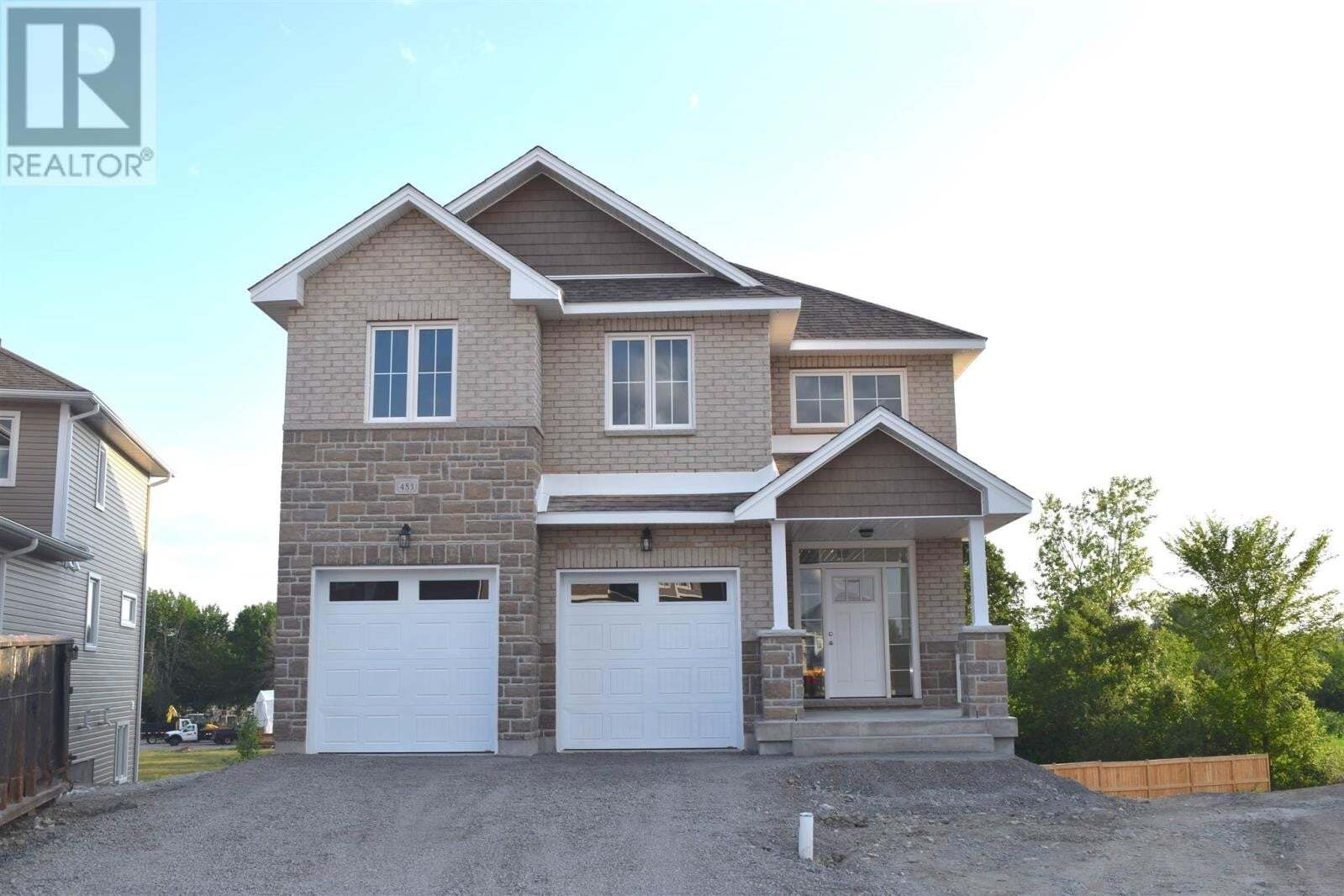 House for sale at 483 Beth Cres Kingston Ontario - MLS: K20003767