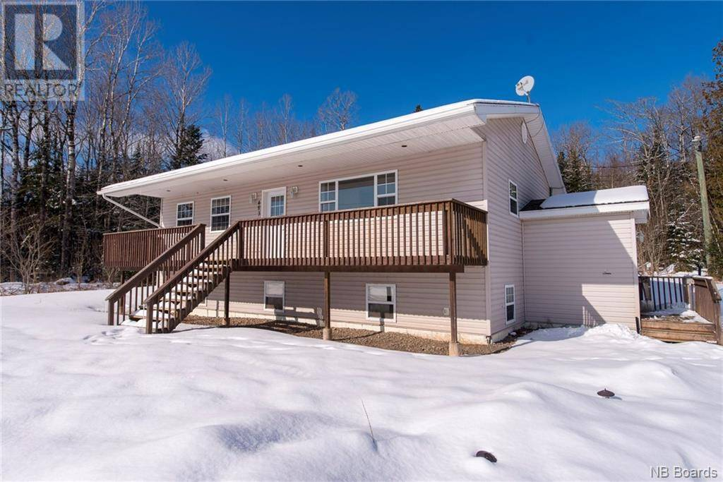 House for sale at 483 Brittain Rd Nerepis New Brunswick - MLS: NB040984
