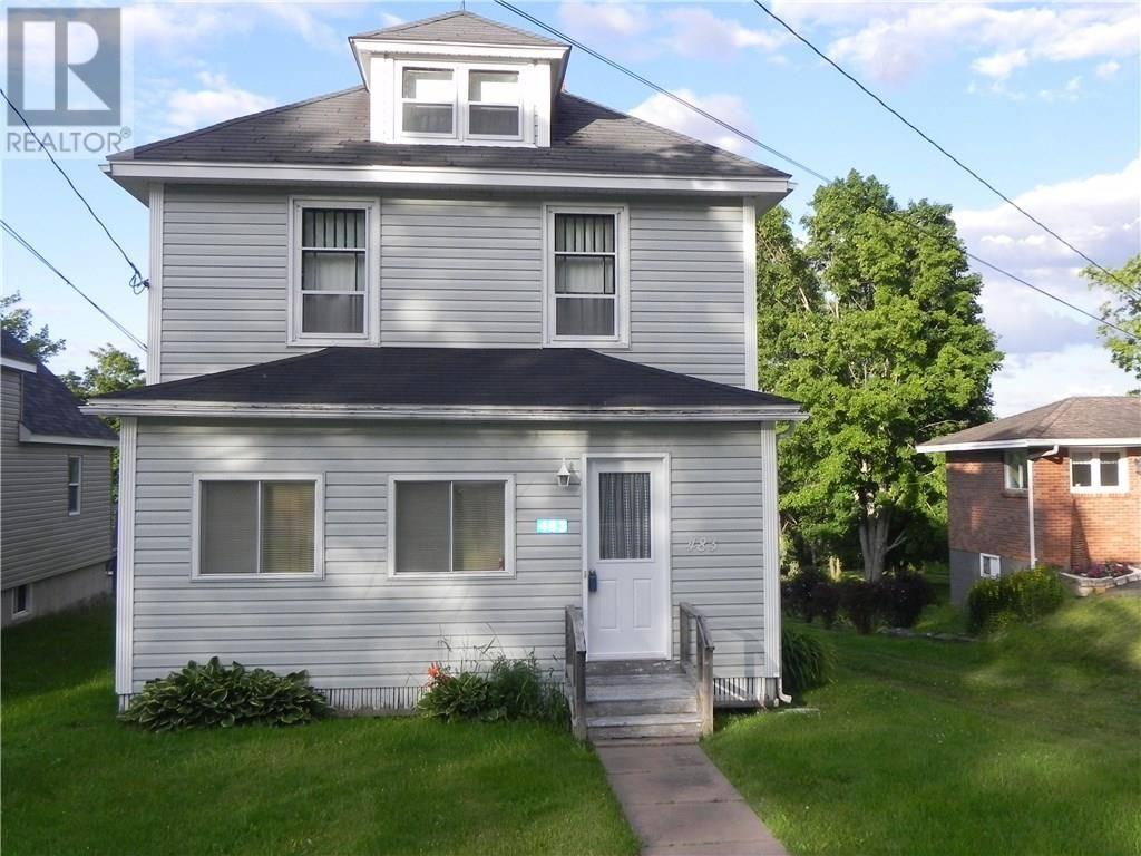 House for sale at 483 Centrale  Memramcook New Brunswick - MLS: M124621