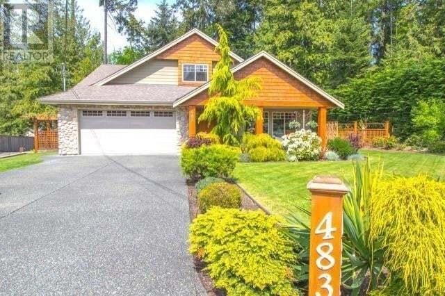 House for sale at 483 Crescent W Rd Qualicum Beach British Columbia - MLS: 468779
