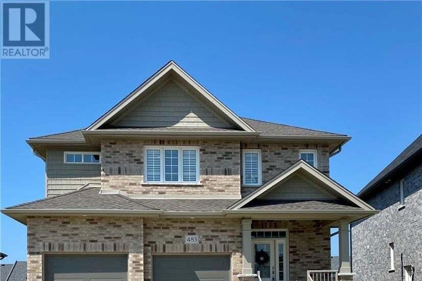 House for sale at 483 Devonshire Rd Port Elgin Ontario - MLS: 269914