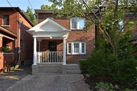 House for rent at 483 Soudan Ave Toronto Ontario - MLS: C4635984