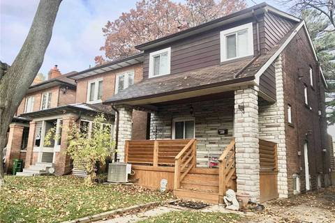 House for rent at 483 Willard Ave Toronto Ontario - MLS: W4629437