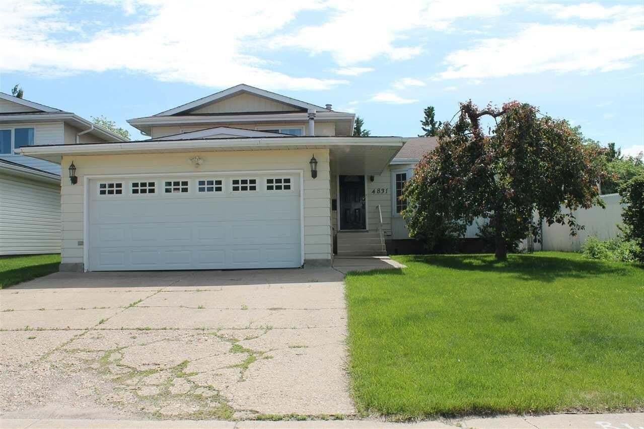 House for sale at 4831 22 Av NW Edmonton Alberta - MLS: E4201671