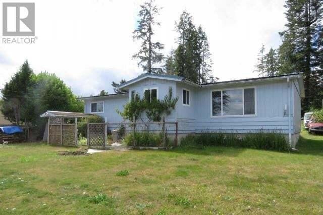 House for sale at 4831 Alder Ave Texada Island British Columbia - MLS: 15273