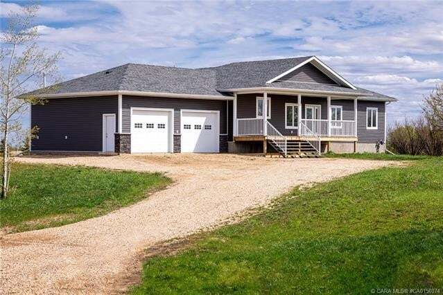 House for sale at 48315 Highway 834  Rural Camrose County Alberta - MLS: CA0156074