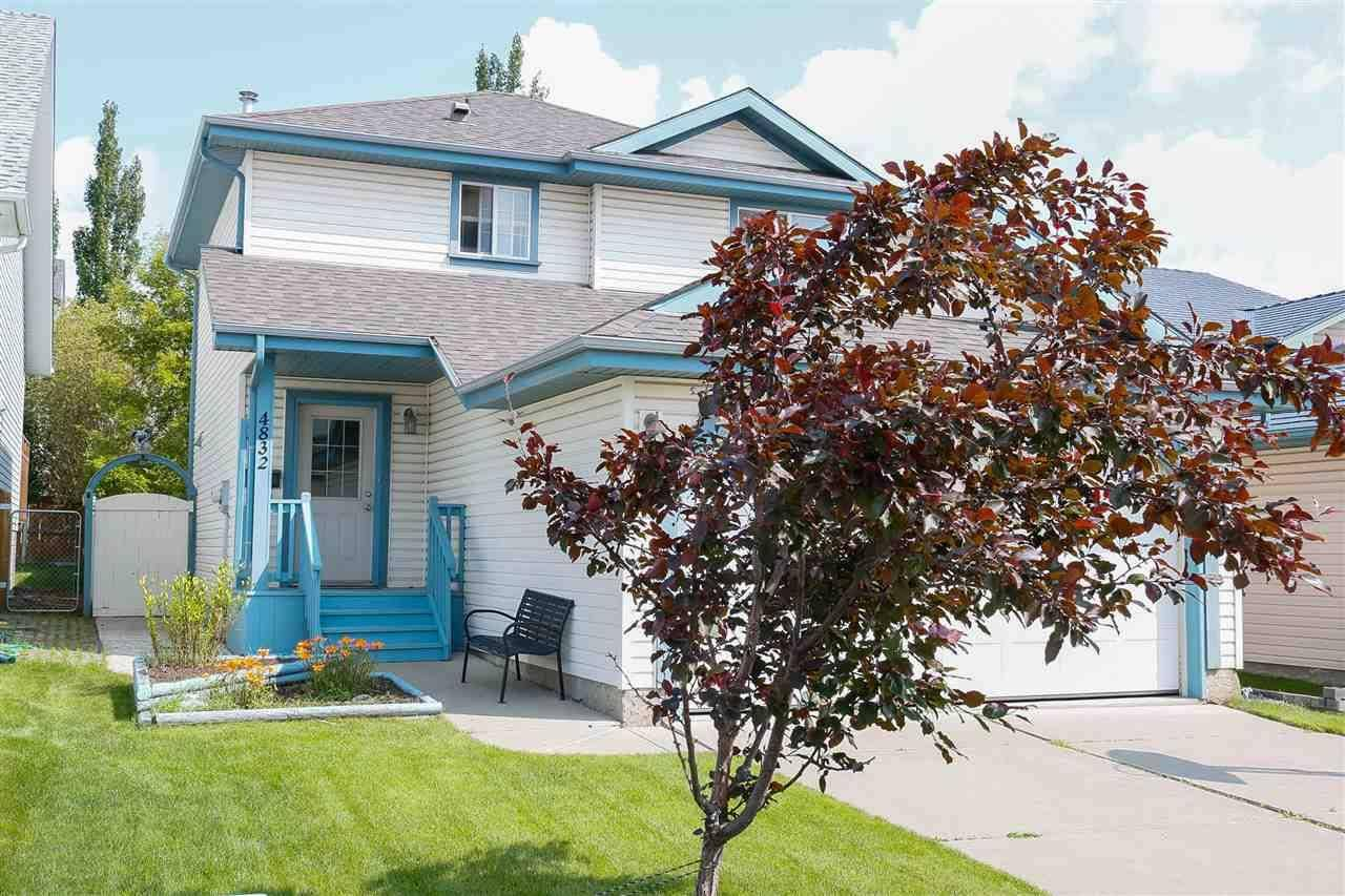 House for sale at 4832 148 Ave Nw Edmonton Alberta - MLS: E4166226