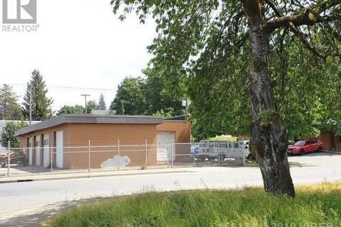Commercial property for sale at 4832 Burde St Port Alberni British Columbia - MLS: 456174