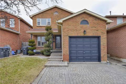 House for sale at 4832 Full Moon Circ Mississauga Ontario - MLS: W4390413