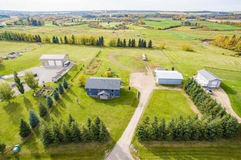 House for sale at 4833 49 Ave Rural Lacombe County Alberta - MLS: A1028380