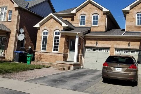 Home for rent at 4833 Dovehouse Dr Mississauga Ontario - MLS: W4973519