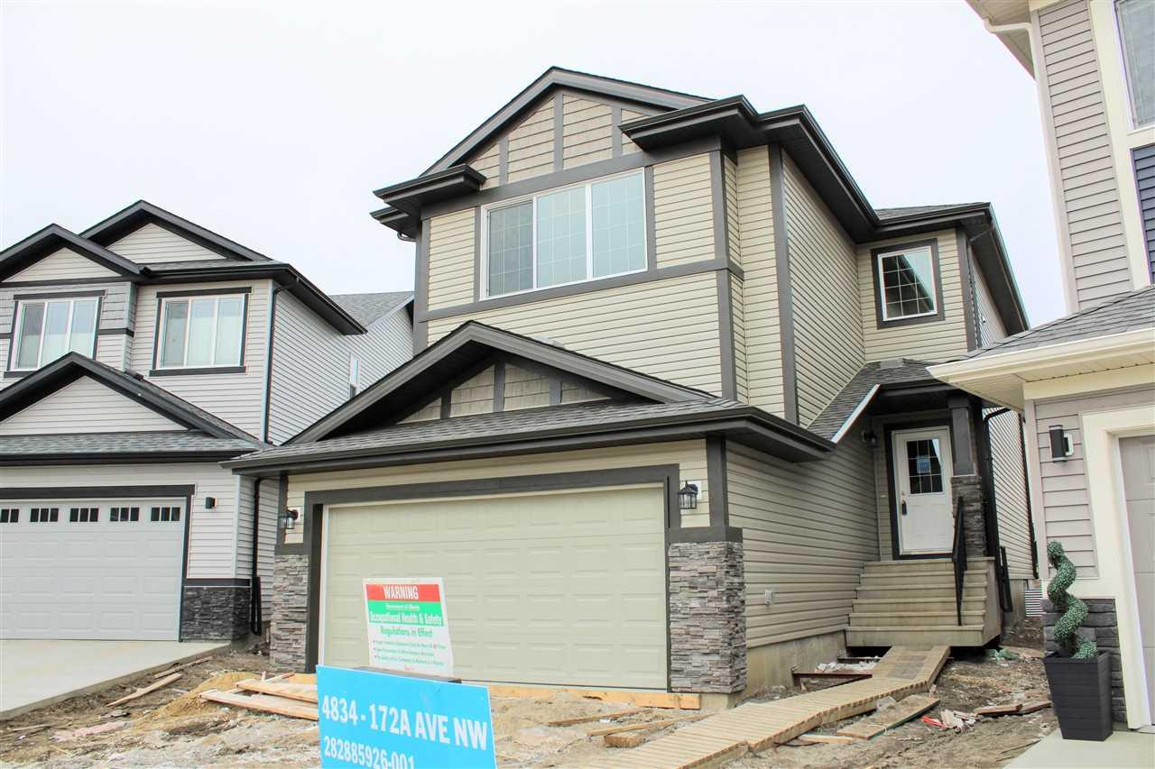 Removed: 4834 172a Avenue Northwest, Edmonton, AB - Removed on 2019-05-10 09:21:04