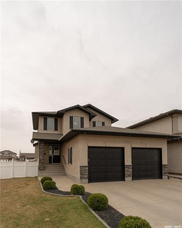 For Sale: 4835 Webster Crescent, Regina, SK | 3 Bed, 4 Bath House for $464,500. See 50 photos!
