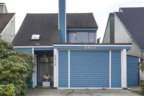 House for sale at 4836 47a Ave Delta British Columbia - MLS: R2415931