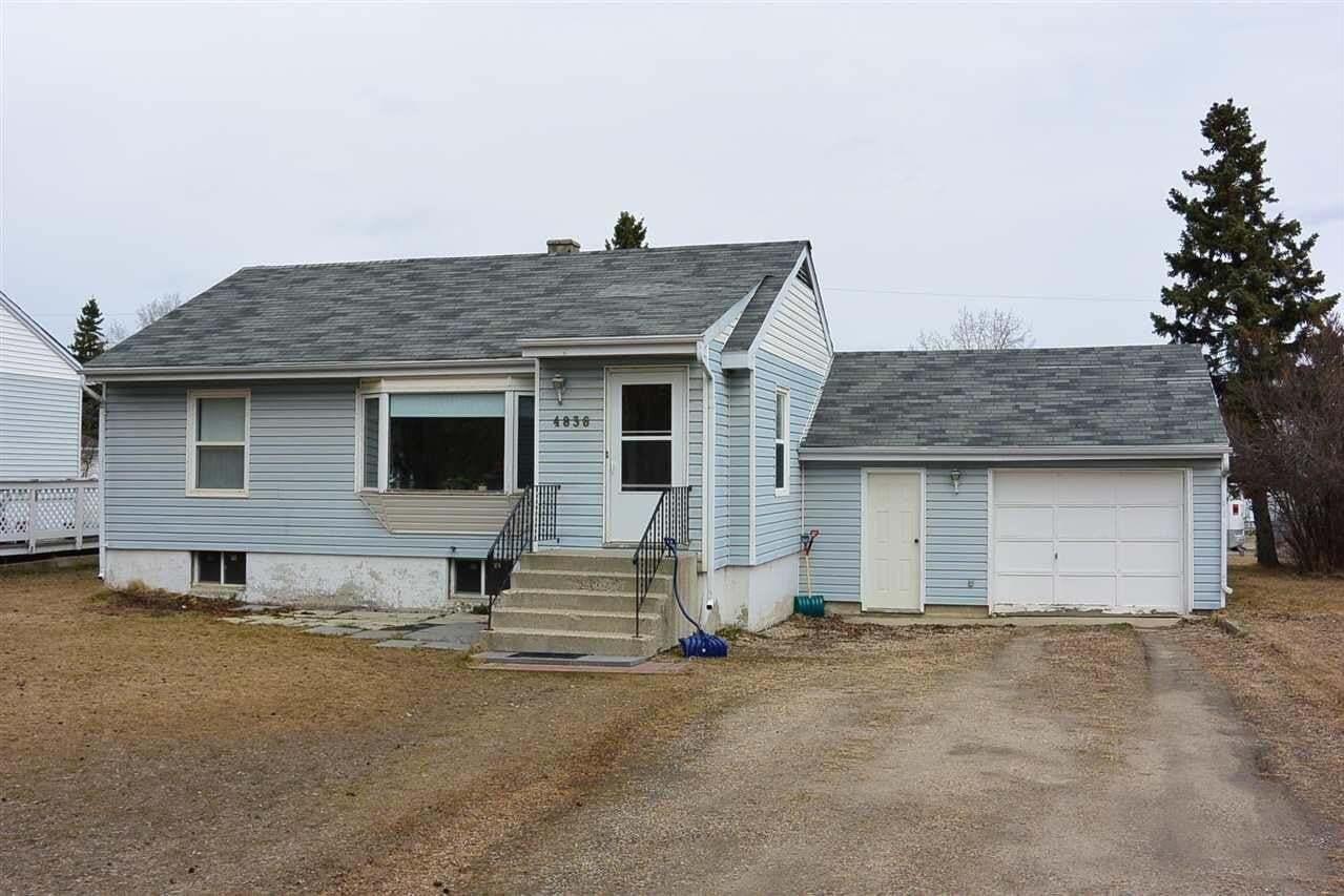 House for sale at 4836 52 Av Drayton Valley Alberta - MLS: E4194747