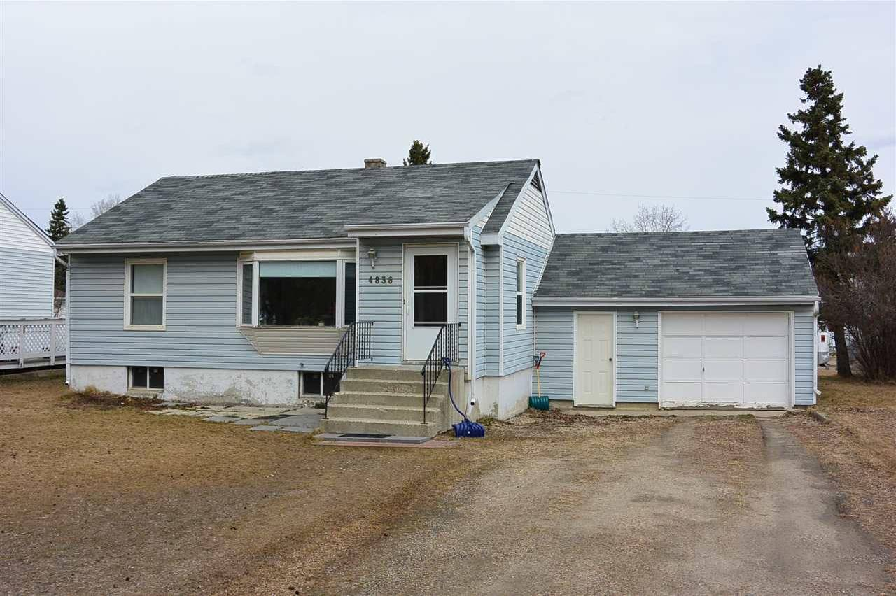 House for sale at 4836 52 Ave Drayton Valley Alberta - MLS: E4194747