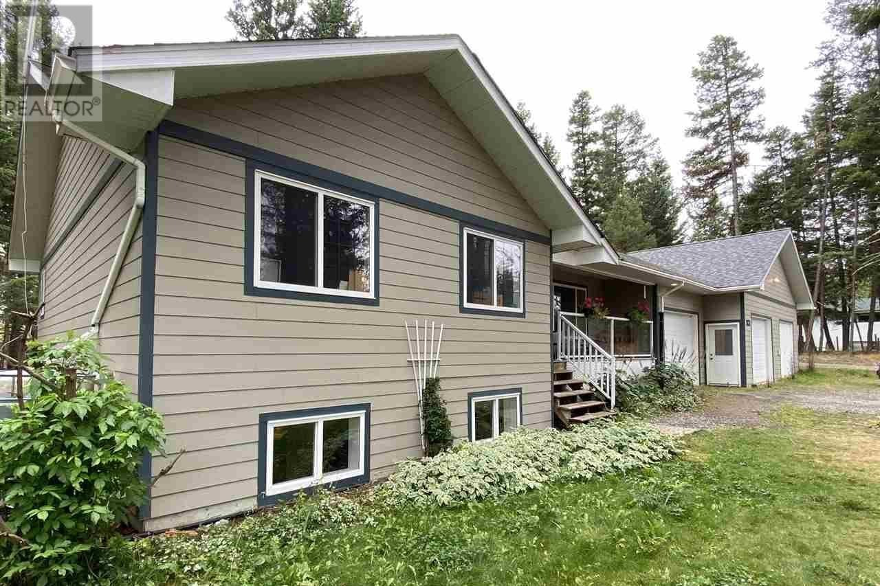 House for sale at 4838 Kitwanga Dr 108 Mile Ranch British Columbia - MLS: R2499341
