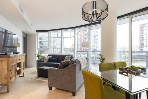 Condo for sale at 87 Nelson St Unit 484 Vancouver British Columbia - MLS: R2431361