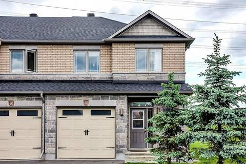 Townhouse for sale at 484 Barrick Hill Rd Kanata Ontario - MLS: 1158618