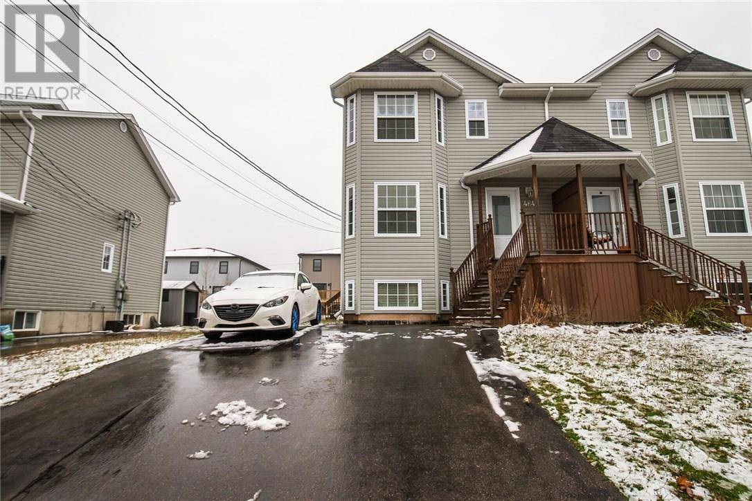 House for sale at 484 Evergreen Dr Moncton New Brunswick - MLS: M126324