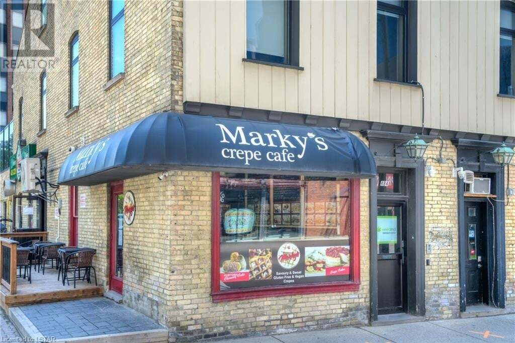 Commercial property for sale at 484 Richmond St London Ontario - MLS: 263038
