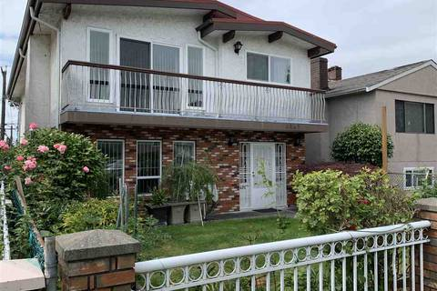 House for sale at 4847 Earles St Vancouver British Columbia - MLS: R2396149