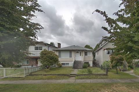 House for sale at 4849 Killarney St Vancouver British Columbia - MLS: R2413024
