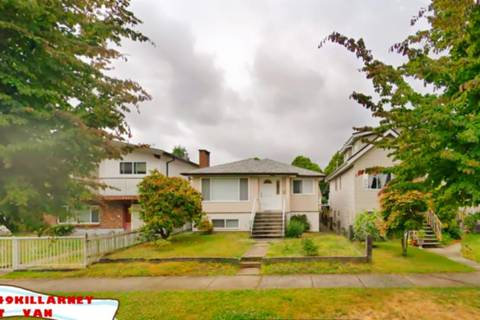 House for sale at 4849 Killarney St Vancouver British Columbia - MLS: R2450149