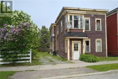Townhouse for sale at 487 Champlain St Unit 485 Saint John New Brunswick - MLS: NB027546