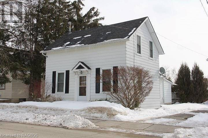 House for sale at 485 9th St Hanover Ontario - MLS: 244917