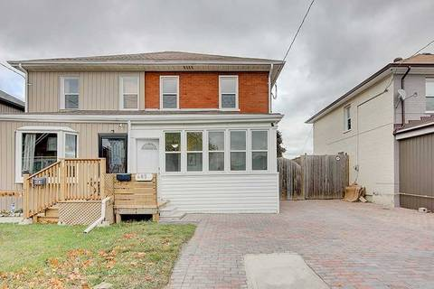 Townhouse for sale at 485 Albert St Oshawa Ontario - MLS: E4648937