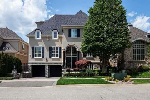 House for sale at 485 Berkley Ct Oakville Ontario - MLS: W4771938