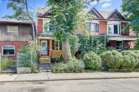 House for rent at 485 Clinton St Toronto Ontario - MLS: C4928903