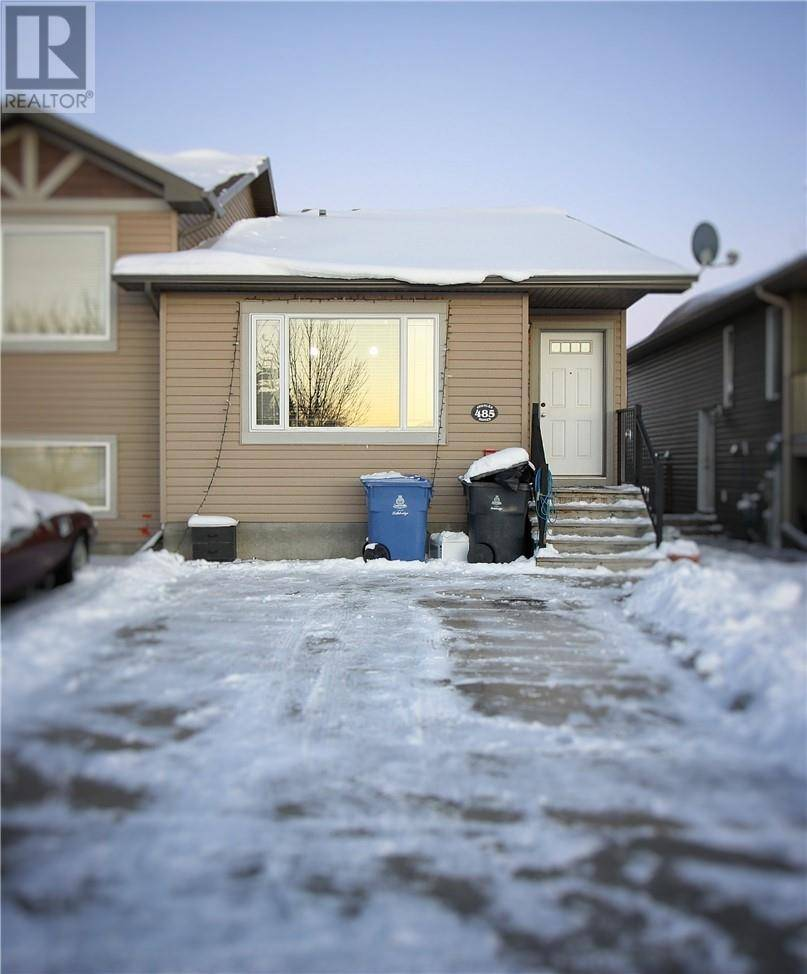 Townhouse for sale at 485 Lettice Perry Rd N Lethbridge Alberta - MLS: ld0183396
