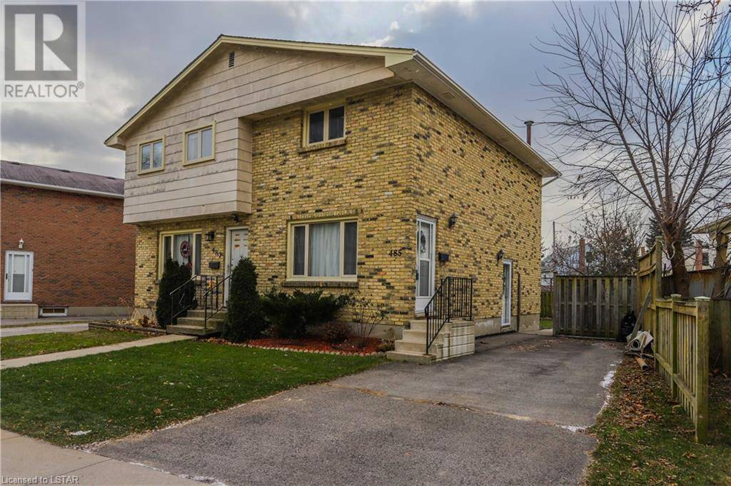 Home for sale at 485 Mornington Ave London Ontario - MLS: 237603