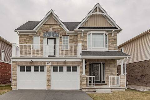 House for sale at 485 Silverwood Ave Welland Ontario - MLS: X4723492