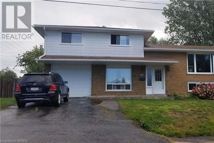 House for sale at 485 Stevens St North Bay Ontario - MLS: 40033057