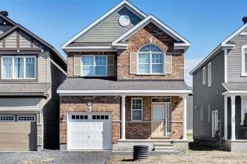 Property for rent at 4852 Abbot St Kanata Ontario - MLS: 1193041