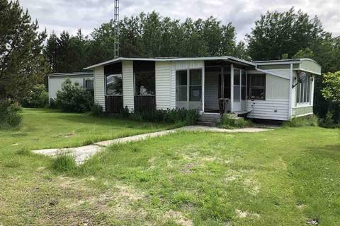 Home for sale at 48529 Rr  Rural Brazeau County Alberta - MLS: E4162420