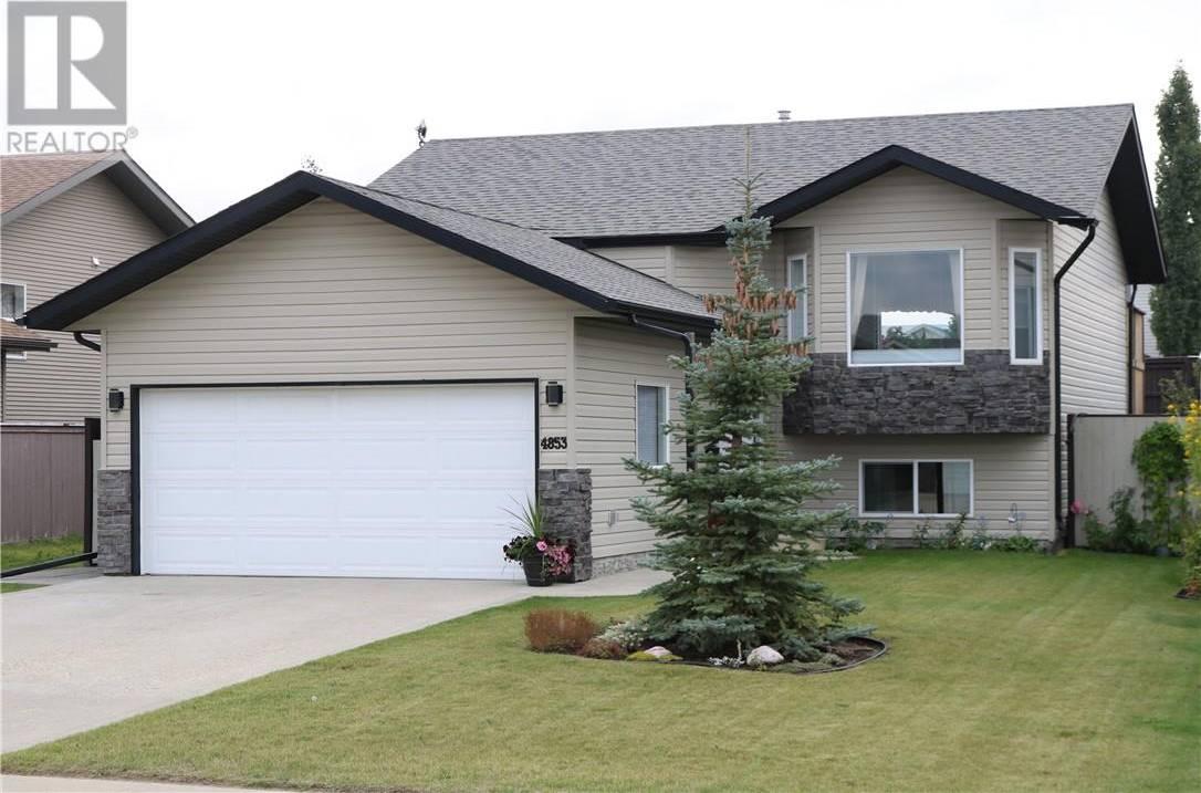 House for sale at 4853 Westbrooke Rd Blackfalds Alberta - MLS: ca0179681