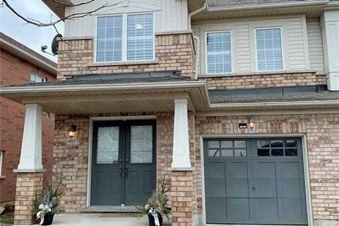 Townhouse for sale at 4857 Valera Rd Burlington Ontario - MLS: W4724492