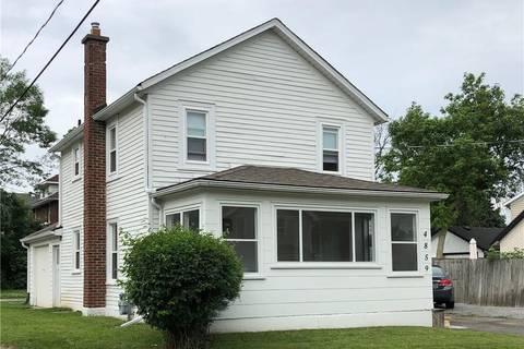 House for sale at 4859 Ontario Ave Niagara Falls Ontario - MLS: 30747832