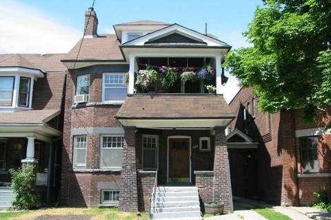 House for sale at 486 Clinton St Toronto Ontario - MLS: C4415713