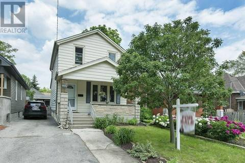 House for sale at 486 Quebec St London Ontario - MLS: 204088