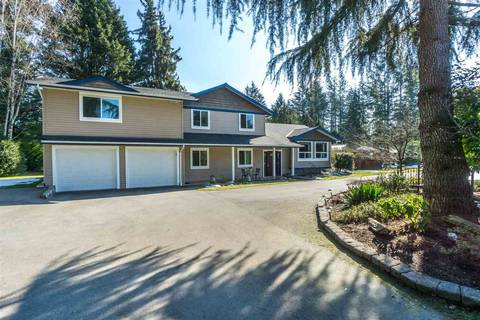 House for sale at 4860 239 St Langley British Columbia - MLS: R2360215