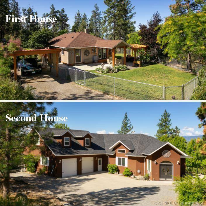 House for sale at 4860 Rockface Rd Kelowna British Columbia - MLS: 10187084