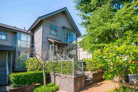 Townhouse for sale at 4865 Duchess St Vancouver British Columbia - MLS: R2400088